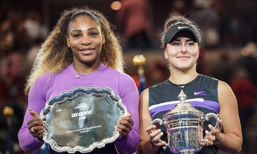 US Open: Απέσυρε τη συμμετοχή της η Αντρεέσκου