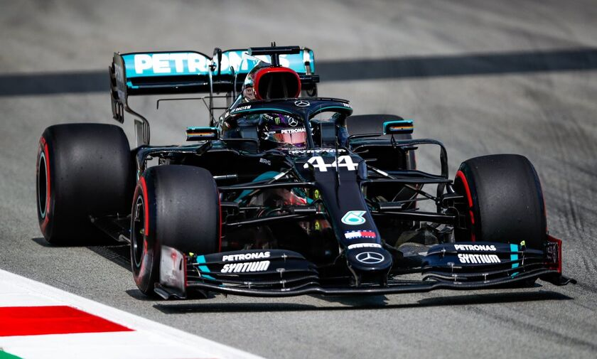Grand Prix Ισπανίας: Στην κορυφή του FP2 o Χάμιλτον