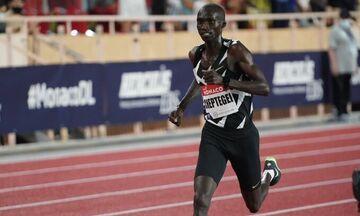 Παγκόσμιο ρεκόρ στο Diamond League στα 5.000μ. από τον Τσεπτεγκέι