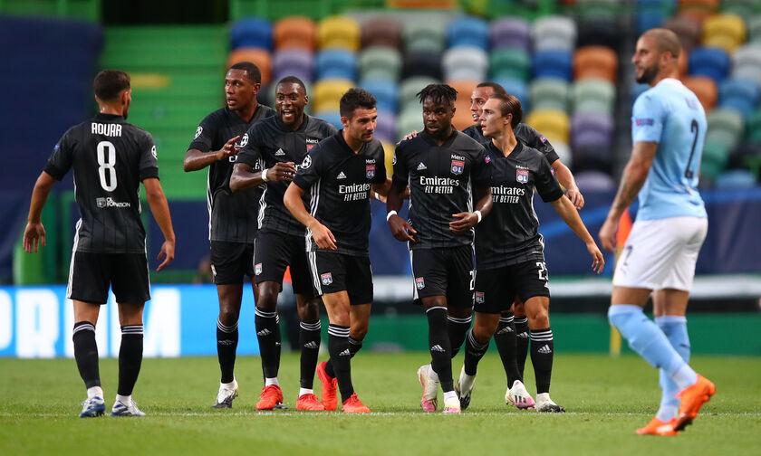 Μάντσεστερ Σίτι - Λιόν 1-3: Συνεχίζουν στους «4» οι Γάλλοι -Το πανόραμα του final 8 (highlights)