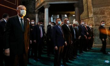 Η παράσταση Ερντογάν στο Αιγαίο