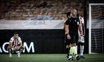 Ο «εκλεκτός» της UEFA Μαρτσίνιακ και σε ημιτελικό Europa League
