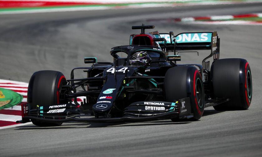 Grand Prix Ισπανίας: Στον Χάμιλτον η pole position