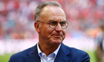 Ρουμενίγκε: «Οι παίκτες της Μπάγερν ήταν ήρεμοι στα αποδυτήρια μετά το ματς»