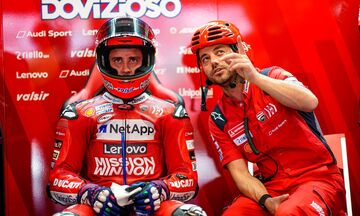 Ducati: Φεύγει μετά από οκτώ χρόνια ο Ντοβιτσιόζο