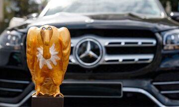 Ποιο SUV πήρε το βραβείο του «Χρυσού Όρνεου»;
