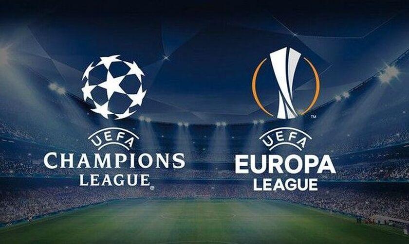 Ποδοσφαιρική πανδαισία: Μια βδομάδα γεμάτη Champions & Europa League - Το πρόγραμμα ως τους τελικούς