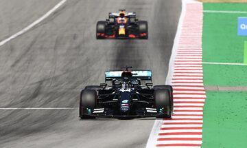 Grand Prix Ισπανίας: Ακόμα μία νίκη για τον Χάμιλτον και τη Mercedes