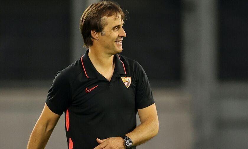 Λοπετέγκι: «Πραγματικά περήφανος για την ομάδα μου»