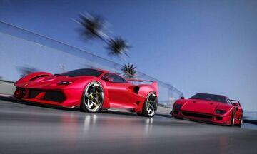 Η Ferrari σκέφτεται την αναβίωση της F40!