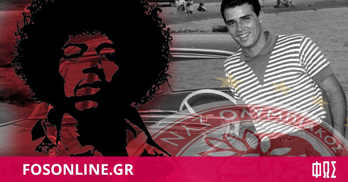 Σάββας Θεοδωρίδης: Πλήρης πρωταθλημάτων στο… τρένο του Τζίμι Χέντριξ!
