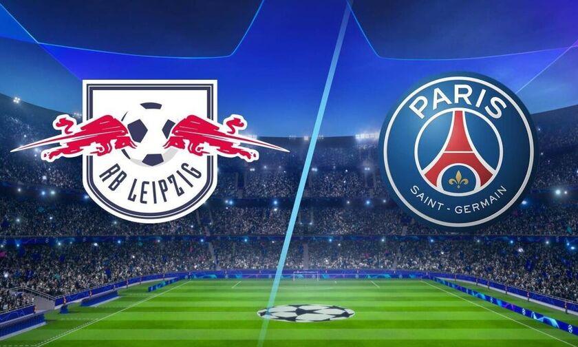 Λειψία-Παρί: Για ένα εισιτήριο στον τελικό του Champions League