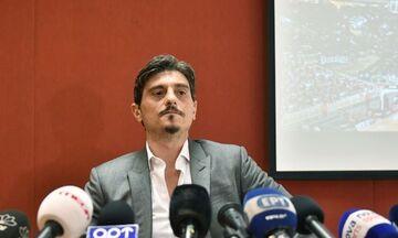 Ο Δημήτρης Γιαννακόπουλος υπερασπίζεται τον Γιώργο Πρίντεζη