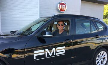 Ολυμπιακός: Μπαρτζώκας, Τζένκινς και Μάρτιν παρέλαβαν τα αυτοκίνητά τους από την FMS (pics)