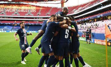 Λειψία-Παρί Σεν Ζερμέν: Μπερνάτ και 3-0 οι Γάλλοι! (vid)