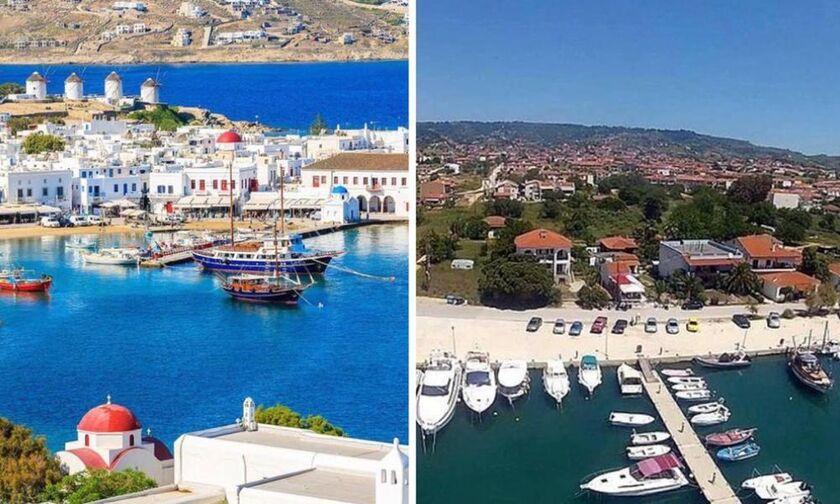 Κορονοϊός: Χαλκιδική και Μύκονος σε καθεστώς ειδικών περιοριστικών μέτρων