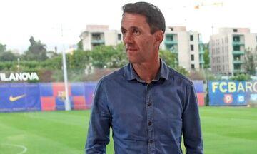 Μπαρτσελόνα: Αθλητικός διευθυντής ο Πλάνες