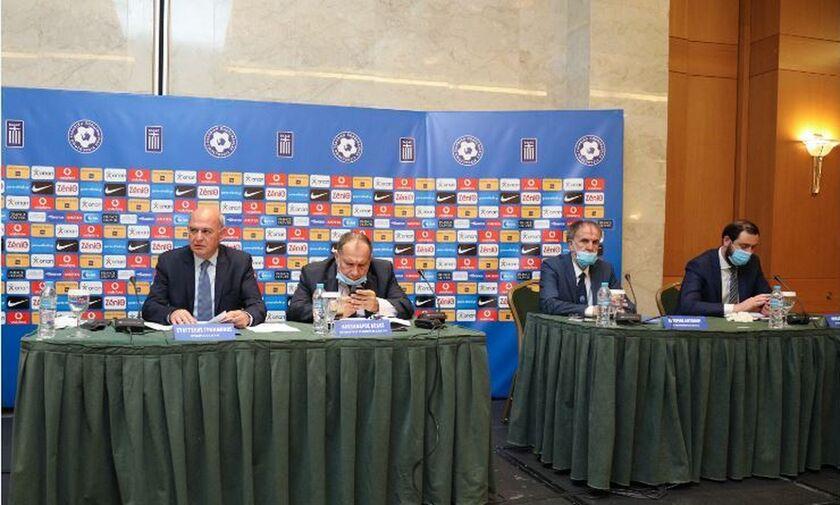 ΕΠΟ: Με 5 αλλαγές στους αγώνες της Super League 2020-21, με 10 ομίλους στη Γ΄ Εθνική