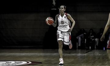 Η Τζάκι Γέμελος πήγε στις πρωταθλήτριες του WNBA Ουάσινγκτον Μίστικς (pic)