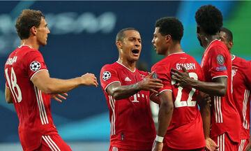 Λιόν-Μπάγερν 0-3: Στον τελικό του Champions League οι Γερμανοί για το... 6ο αστέρι! (vids)