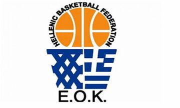 ΕΟΚ: Όρισε τις κληρώσεις των πρωταθλημάτων την 1η Σεπτεμβρίου