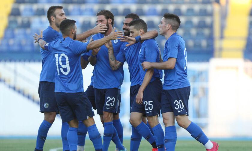 Ατρόμητος: Φιλική νίκη (3-0) επί του ΠΑΣ Γιάννινα