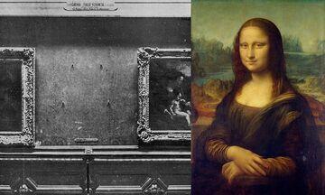 Ποια ήταν η Μόνα Λίζα; Η Λίζα ντελ Τζιοκόντο ή ο Ντα Βίντσι; Η κλοπή και η ανάκριση του Πικάσο