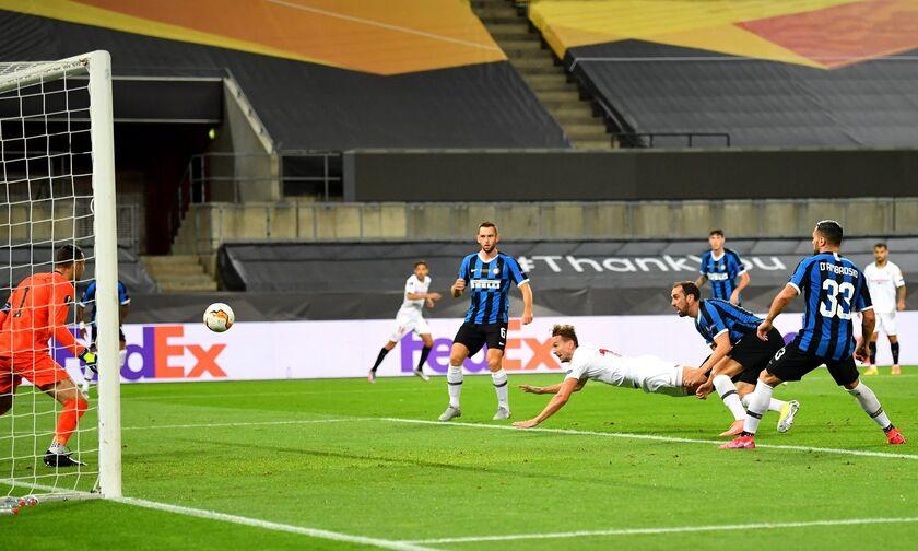 Σεβίλη - Ίντερ: Ο Ντε Γιονγκ ισοφάρισε 1-1 για τους Ανδαλουσιάνους (vid)