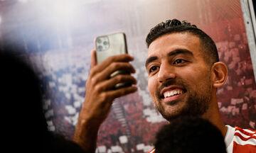 Χασάν: «Χαρούμενος που έμεινα στον Ολυμπιακό-Συνεχίζουμε να ονειρευόμαστε» (pic)