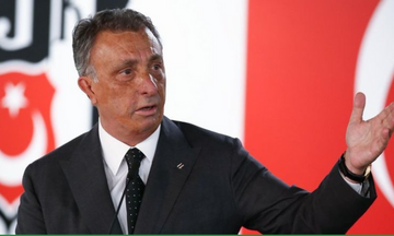 Πρόεδρος της Μπεσίκτας: «Επιστολή στον Ιβάν Σαββίδη για αδερφοσύνη με τον ΠΑΟΚ»