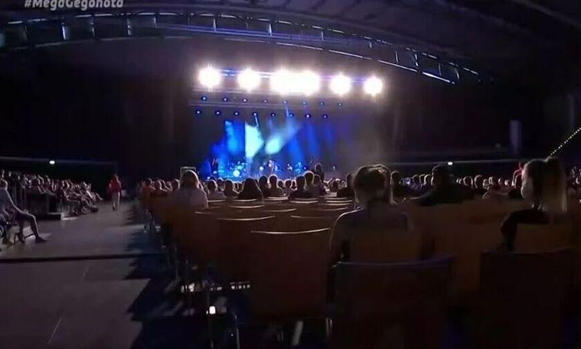 Γερμανία: Πείραμα για τον κορονoϊό σε συναυλιακό χώρο με 4.000 εθελοντές (vid)