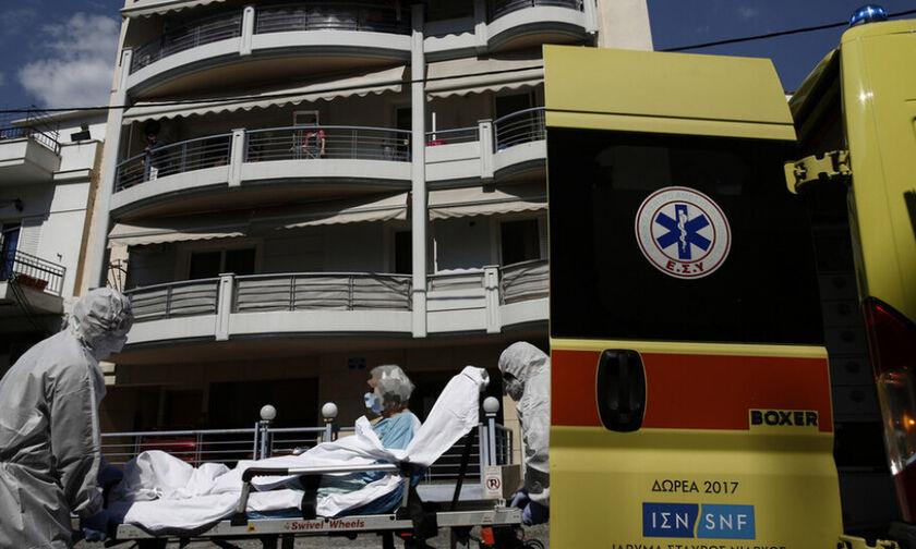 Λάρισα: Διασωληνώθηκε 40χρονη ασθενής με κορονοϊό
