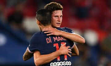 Ligue 1: Τρίποντο με την...τρίτη, στις καθυστερήσεις η Παρί (1-0) (αποτελέσματα, βαθμολογία)