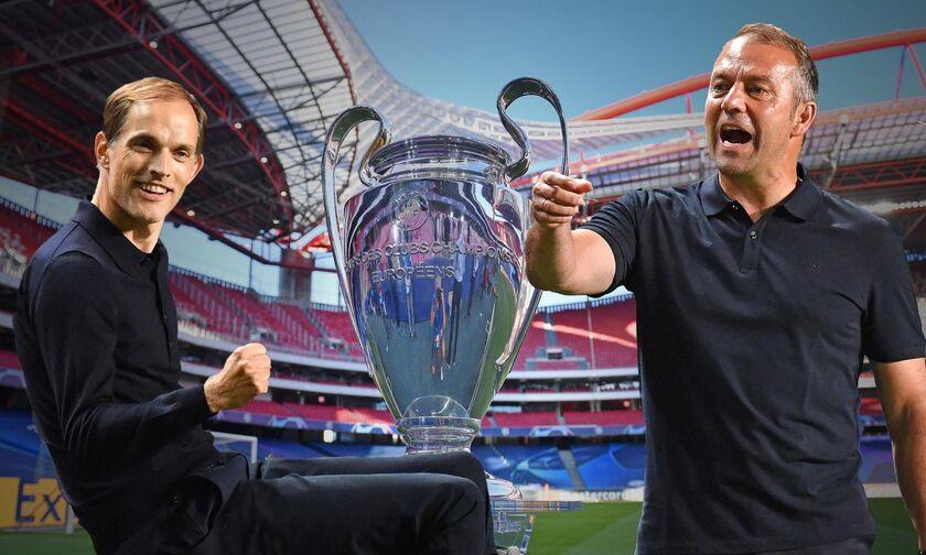 Τελικός Champions league: Το παιχνίδι του στέμματος… Παρί Σεν Ζερμέν-Μπάγερν