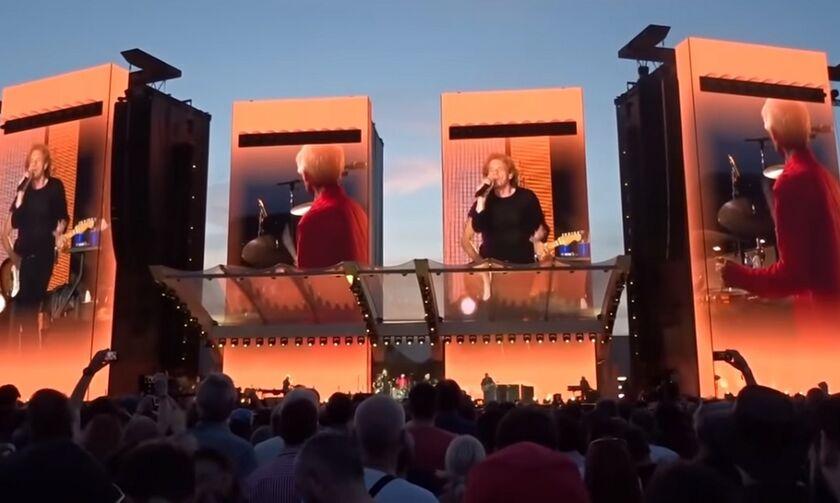 "Rolling Stones - Tο νέο music video για το ""Scarlet"" με τον Jimmy Page στην κιθάρα"