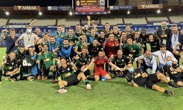 Ζιρόνα-Έλτσε 0-1: Στην Primera Division με γκολ στο 96'!