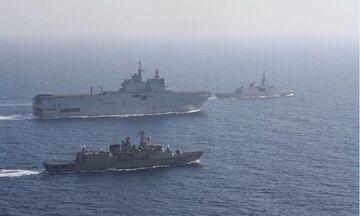 Αγγελία NAVTEX εξέδωσε η Ελλάδα (vid)