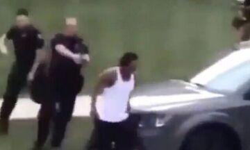 ΗΠΑ: Αστυνομικοί πυροβόλησαν πισώπλατα Αφροαμερικανό - Επεισόδια στο Ουϊσκόνσιν