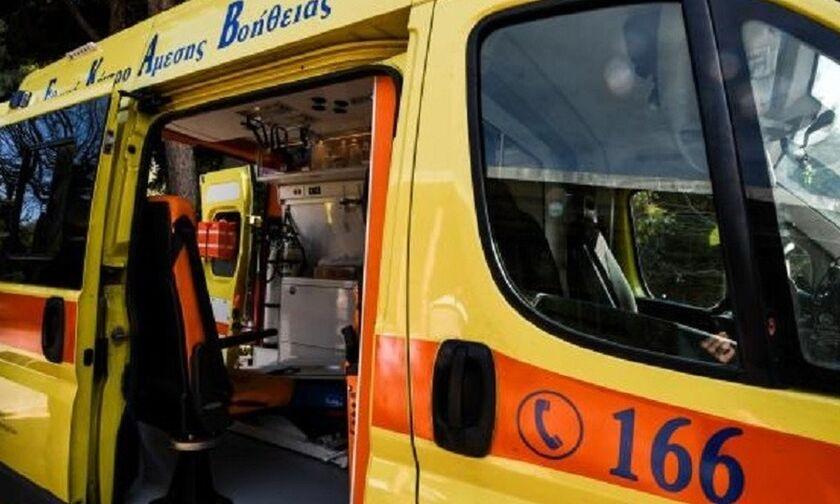 Ηράκλειο: Έκρηξη σε καζάνι πλοίου - Τέσσερις εγκαυματίες