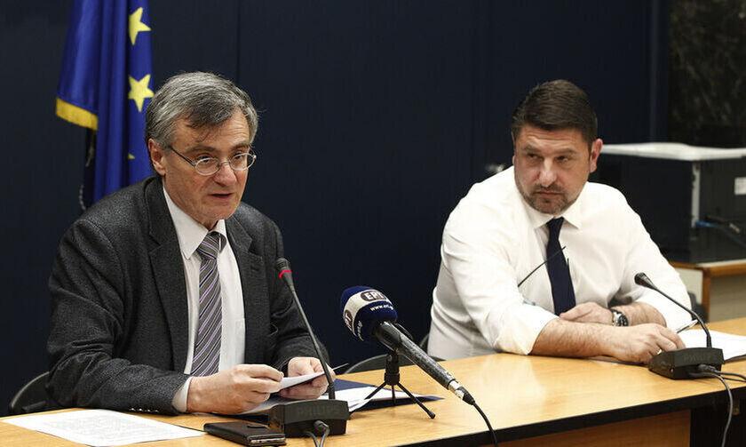 Κορονοϊός: Επανέρχονται στην ενημέρωση οι Τσιόδρας - Χαρδαλιάς