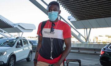 Ολυμπιακός: Ζαϊντού: «Περιμένω την απόφαση του ατζέντη μου»