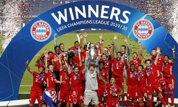 Champions League: Σε 130 εκ. ευρώ τα κέρδη της Μπάγερν - Όμως της Παρί Σεν Ζερμέν ήταν περισσότερα!