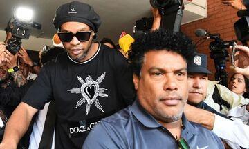 Αποφυλακίστηκαν Ροναλντίνιο και Άσις μετά από πέντε μήνες