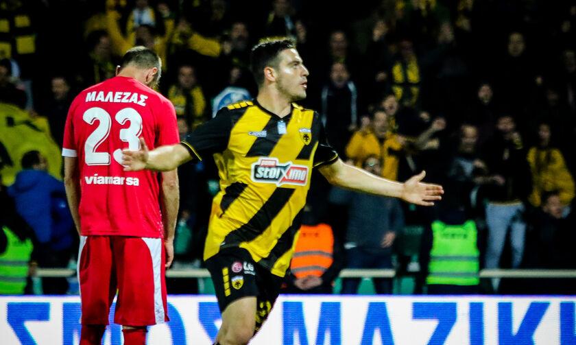 Γαλανόπουλος για το νέο τριετές συμβόλαιο με την ΑΕΚ: «Δύσκολο να αποχωριστώ την ομάδα»