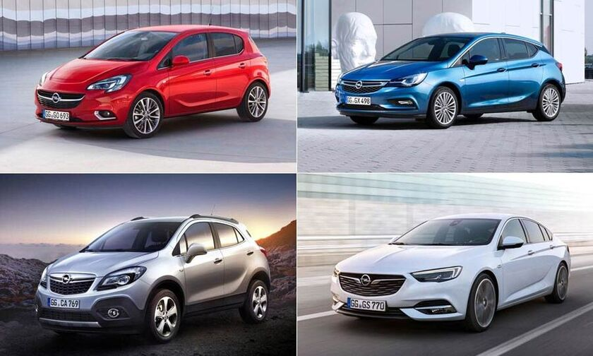 Ποιο είναι το κοινό πρόβλημα όλων των Opel;
