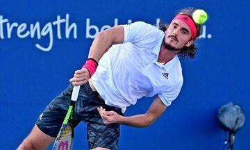 Western & Southern Open: Στα προημιτελικά ο Τσιτσιπάς, άφησε εκτός τον Ίσνερ (vid)