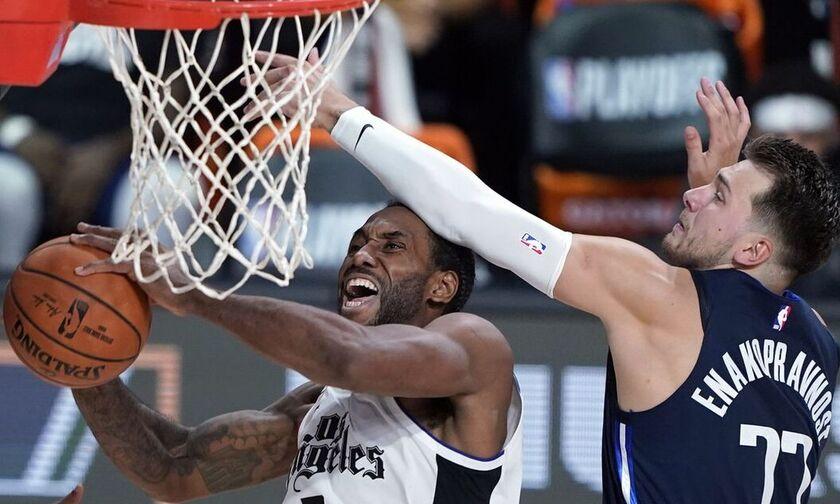 NBA: Οι Κλίπερς διέλυσαν τους Μάβερικς - «Ζωντανοί» με Μάρεϊ οι Nάγκετς (vid)