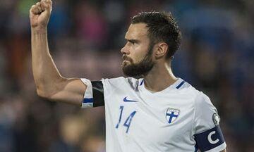 ΑΕΛ: Ανακοίνωσε τον Φινλανδό Σπάρβ