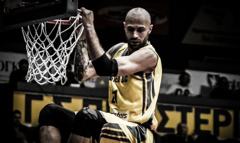 Βασιλόπουλος: «Ευελπιστώ ότι θα έχουμε μια καλή χρονιά με το Περιστέρι»