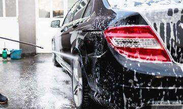 Δέκα λάθη στο πλύσιμο του αυτοκινήτου